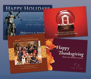 BARD Marketing Holiday Cards